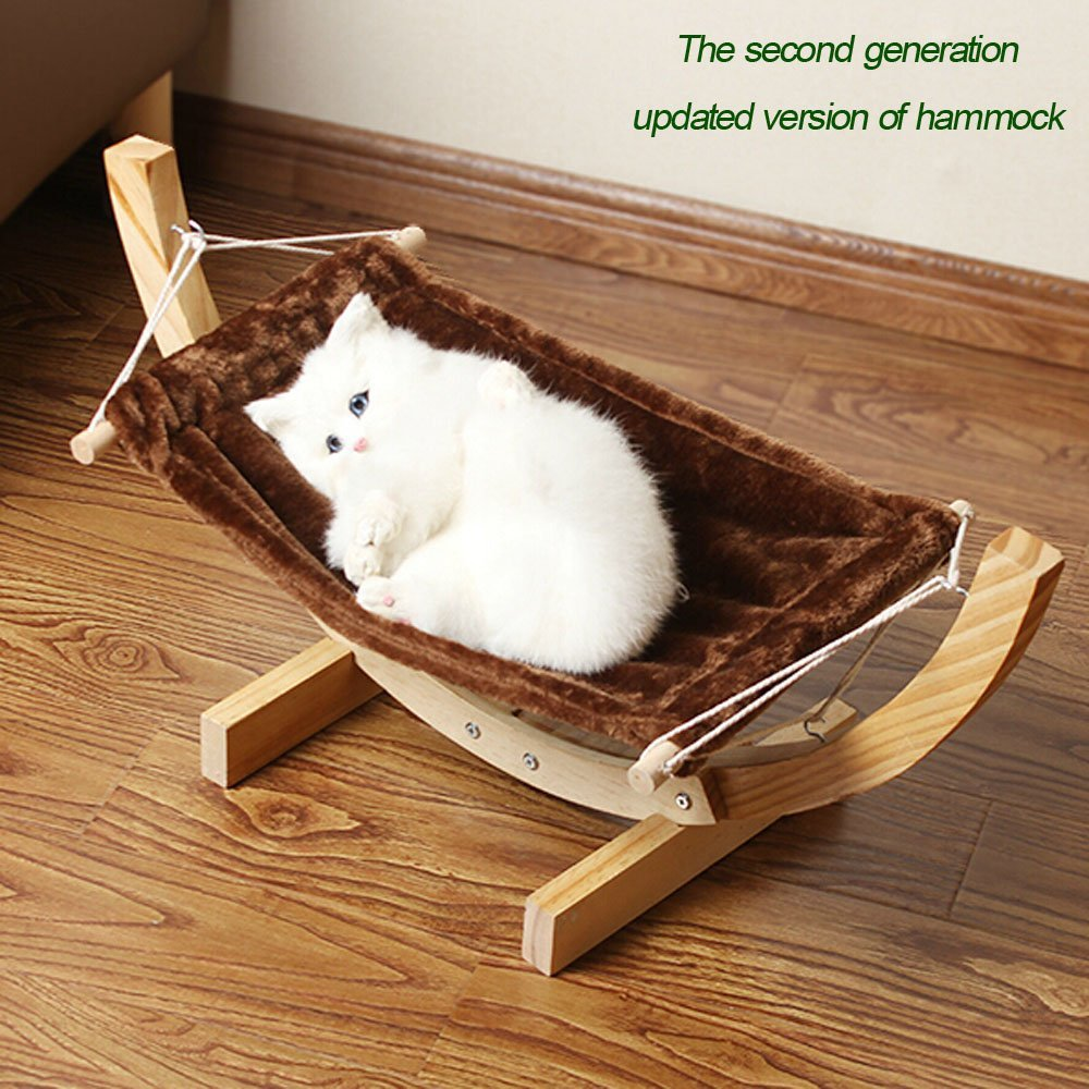 i 39 pet lounger mini cat hammock slash pets. Black Bedroom Furniture Sets. Home Design Ideas