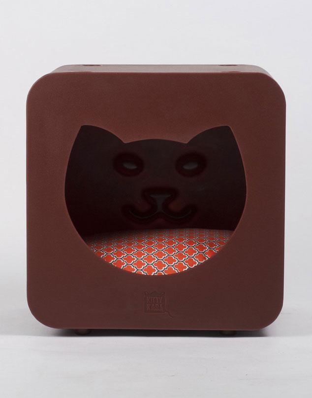 Kitty Kasa Bedroom Keeps Your Cat Comfortable Slash Pets
