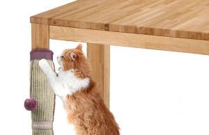 Woopet Scatter Control Cat Litter Mat Slash Pets