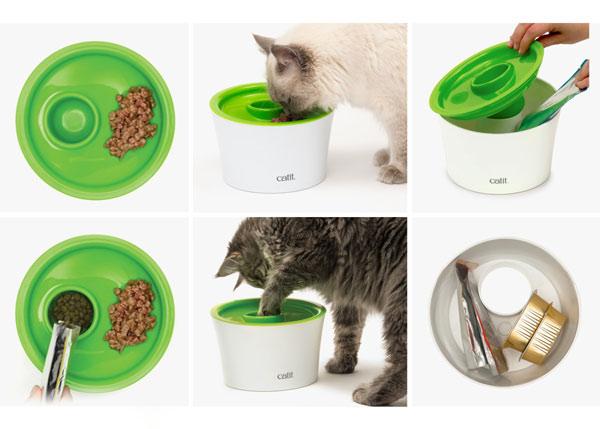 Multi Cat Automatic Wet Food Feeder