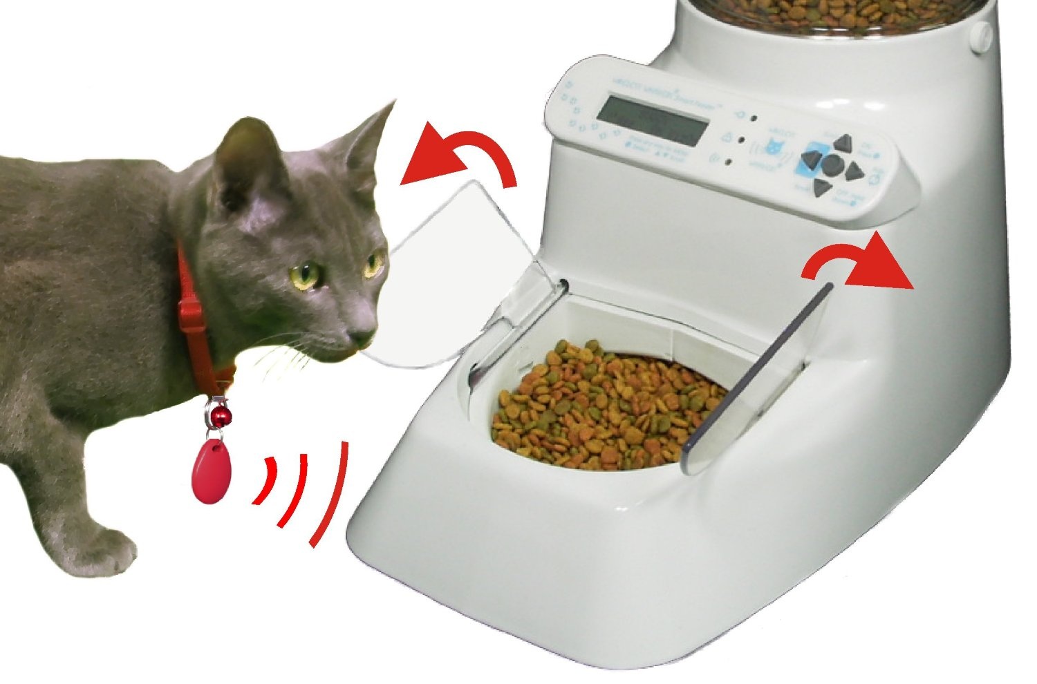 8 Smart Pet Feeders You Should See Slash Pets