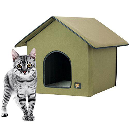 Frontpet-Heated-Cat-House