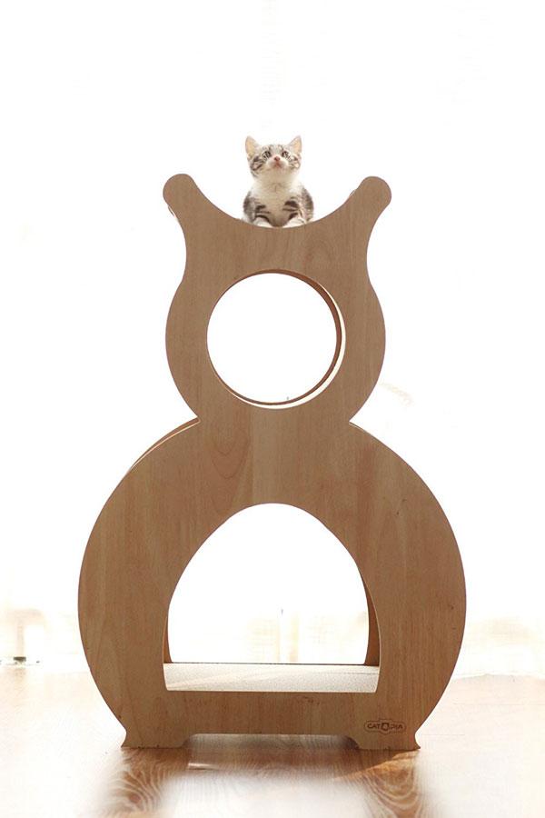 Catopia Cat Scratcher Lounge Slash Pets